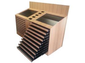 Flooring Display Rack