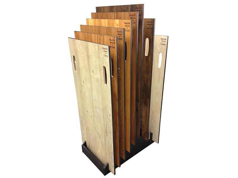 Timber Sample Stand