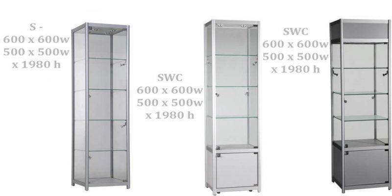Tower Cabinets